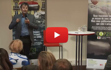 Intervention de Nicolas Hulot