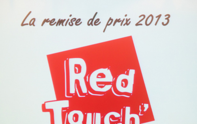 Prix Red Touch' – avec Coca-Cola France
