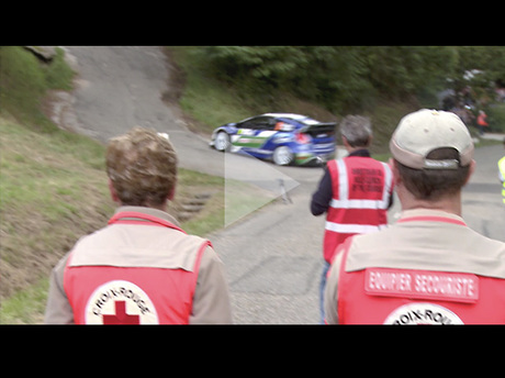 Rallye de France 2012 : dispositif de secours